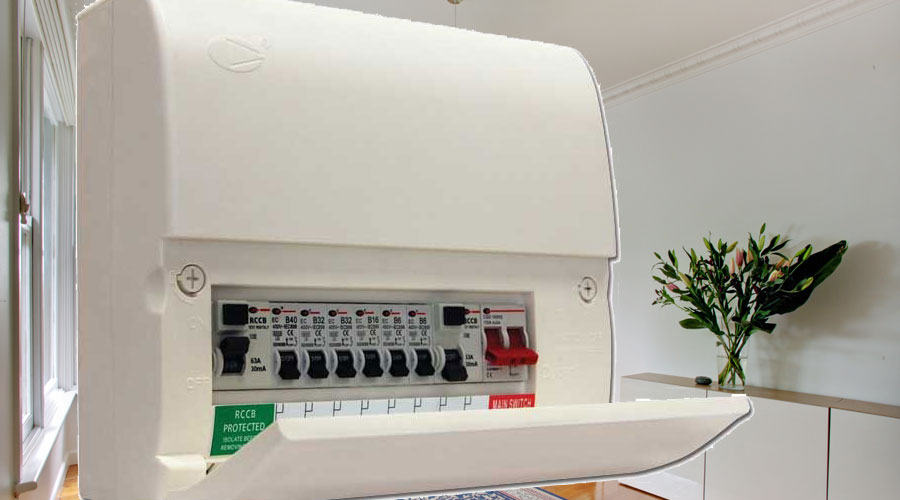 Change Fuse Box Cost - Wiring Diagram Article on
